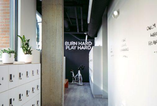 Mandy Riggar Interiors + BurnCycle